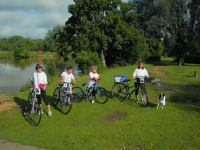 The Murrell Family Bike Ride